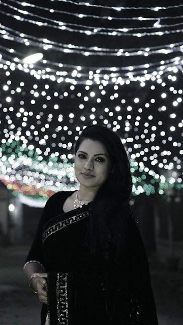 Nusrat Imrose Tisha Bangladeshi Actress Hot In Night