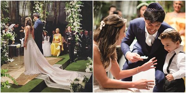 Casamento da Patrícia Abravanel e fabio faria