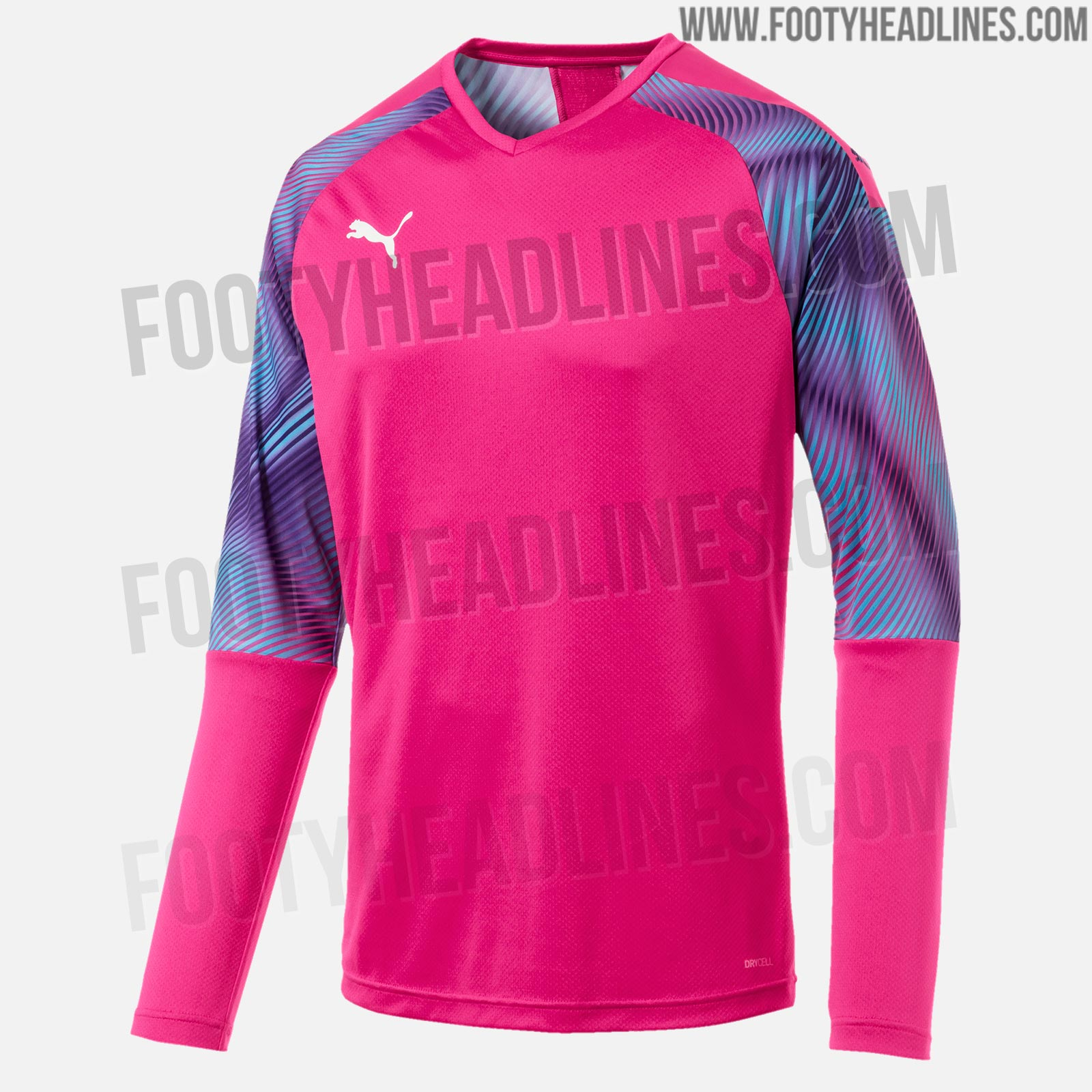 8dedccd3b Nike Inspired  - Outstanding Puma 2019-20 Goalkeeper Kit Leaked ...