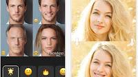 App per invecchiare la faccia in foto e cambiare sesso ed età