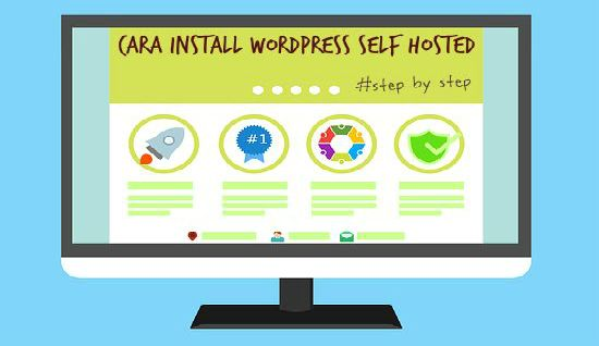 Cara Install Wordpress Self Hosted