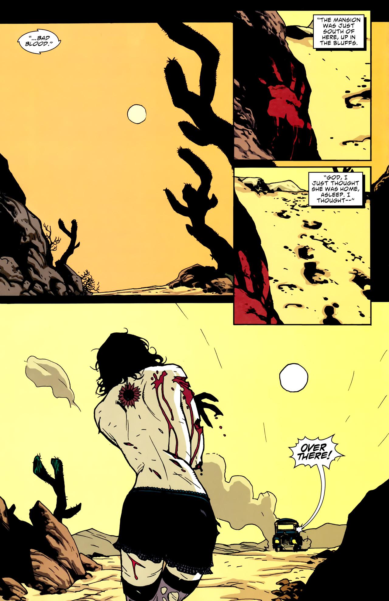 Read online American Vampire comic -  Issue #2 - 4