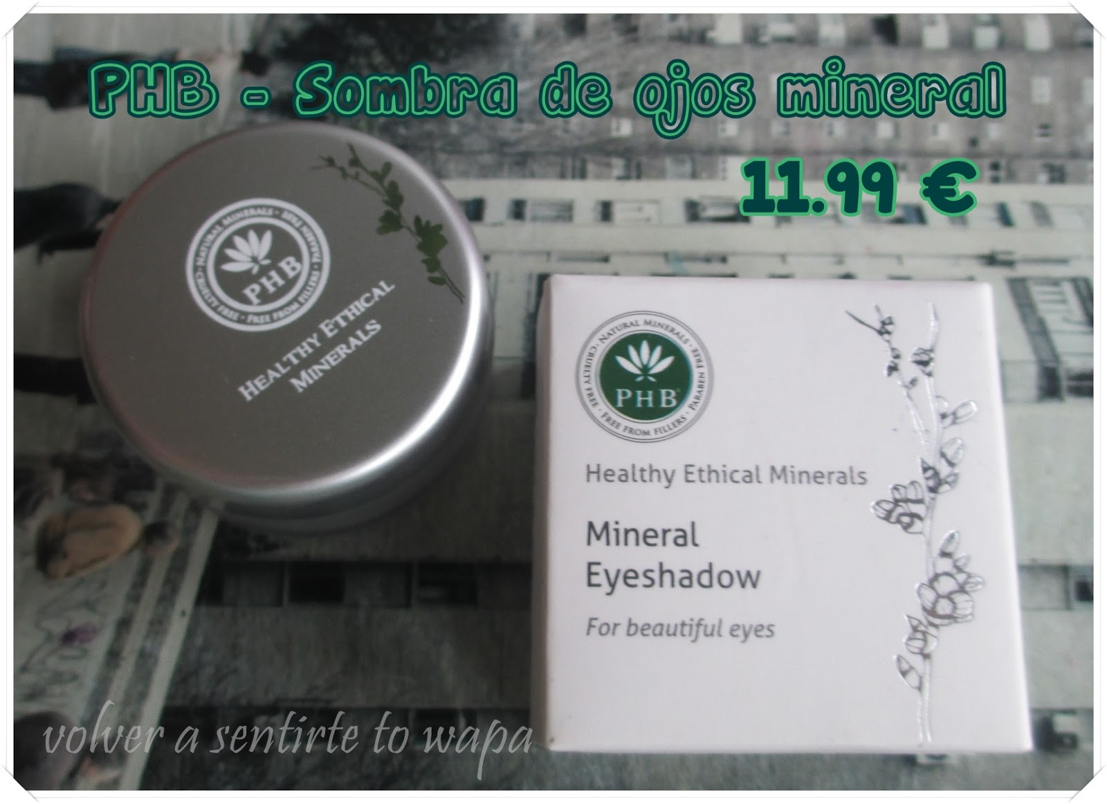 Ecco Verde - cosmética natural online {PHB - Forest Green}