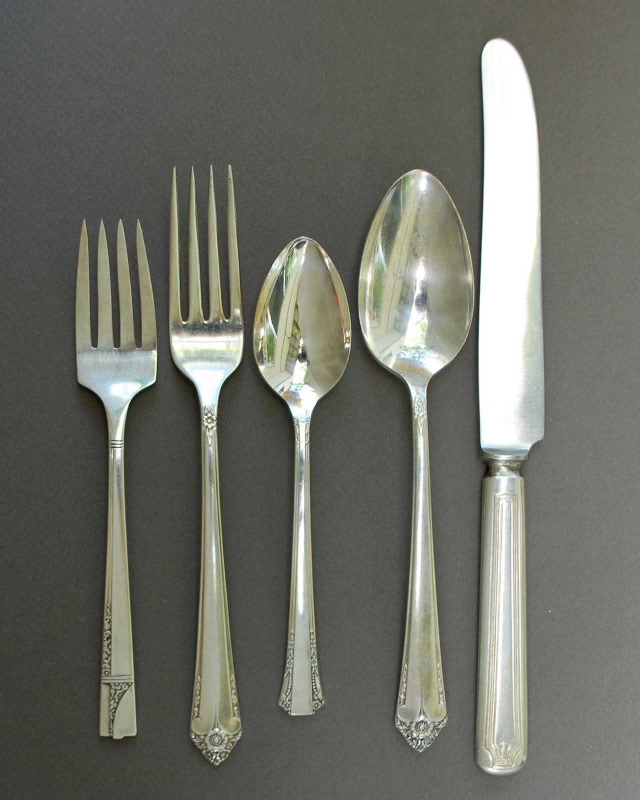 Antiquaria: New this week: Vintage Silverware!