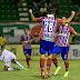 Bahia massacra o Flu de Feira no primeiro tempo e vence primeira semifinal por 3 a 0