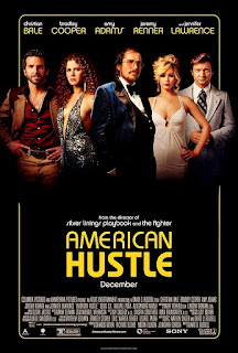 American Hustle 2013 Dual Audio Hindi 720p HEVC BluRay 700MB