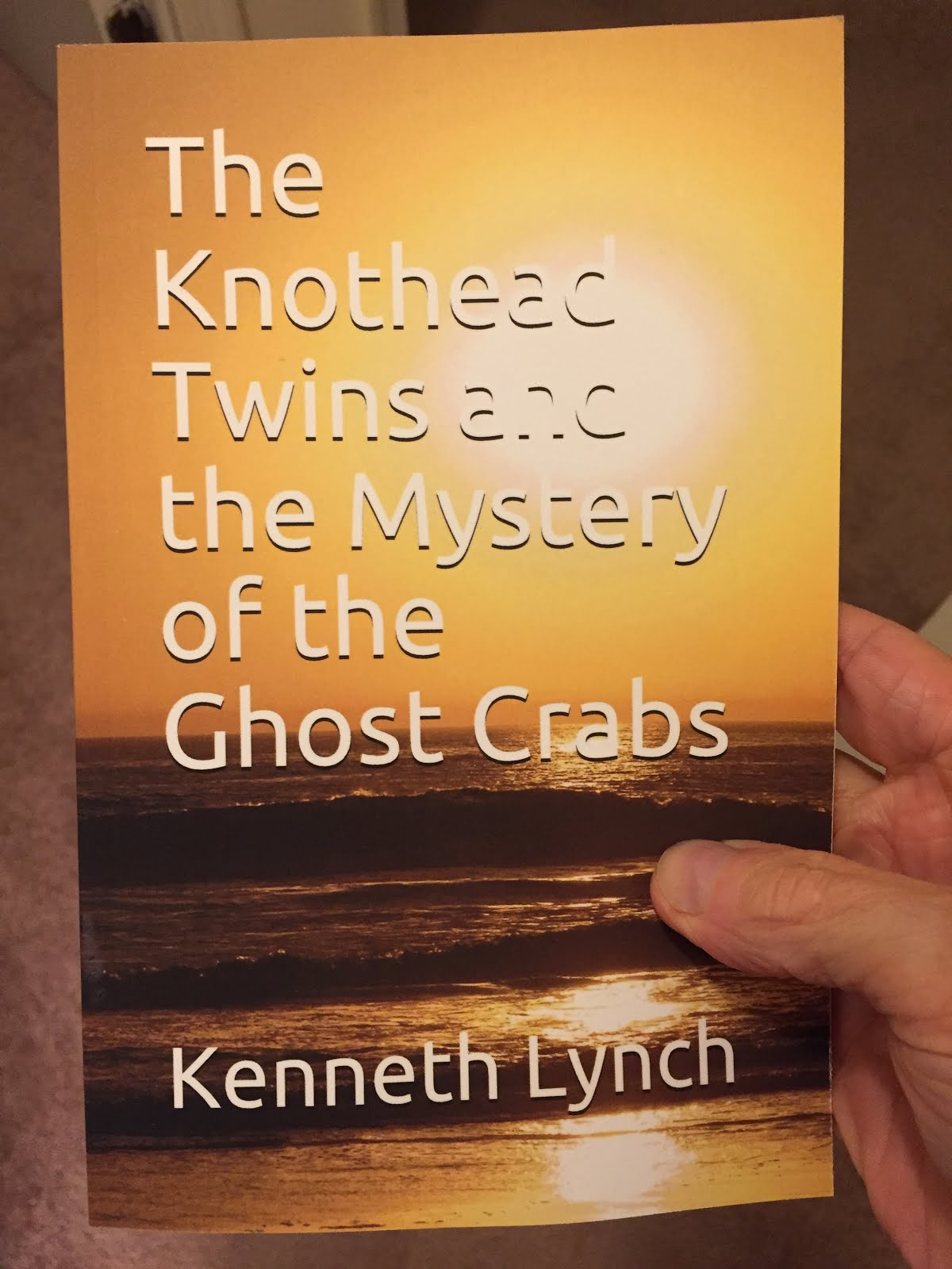 The Knothead Twins and the Mystery of the Ghost Crabs
