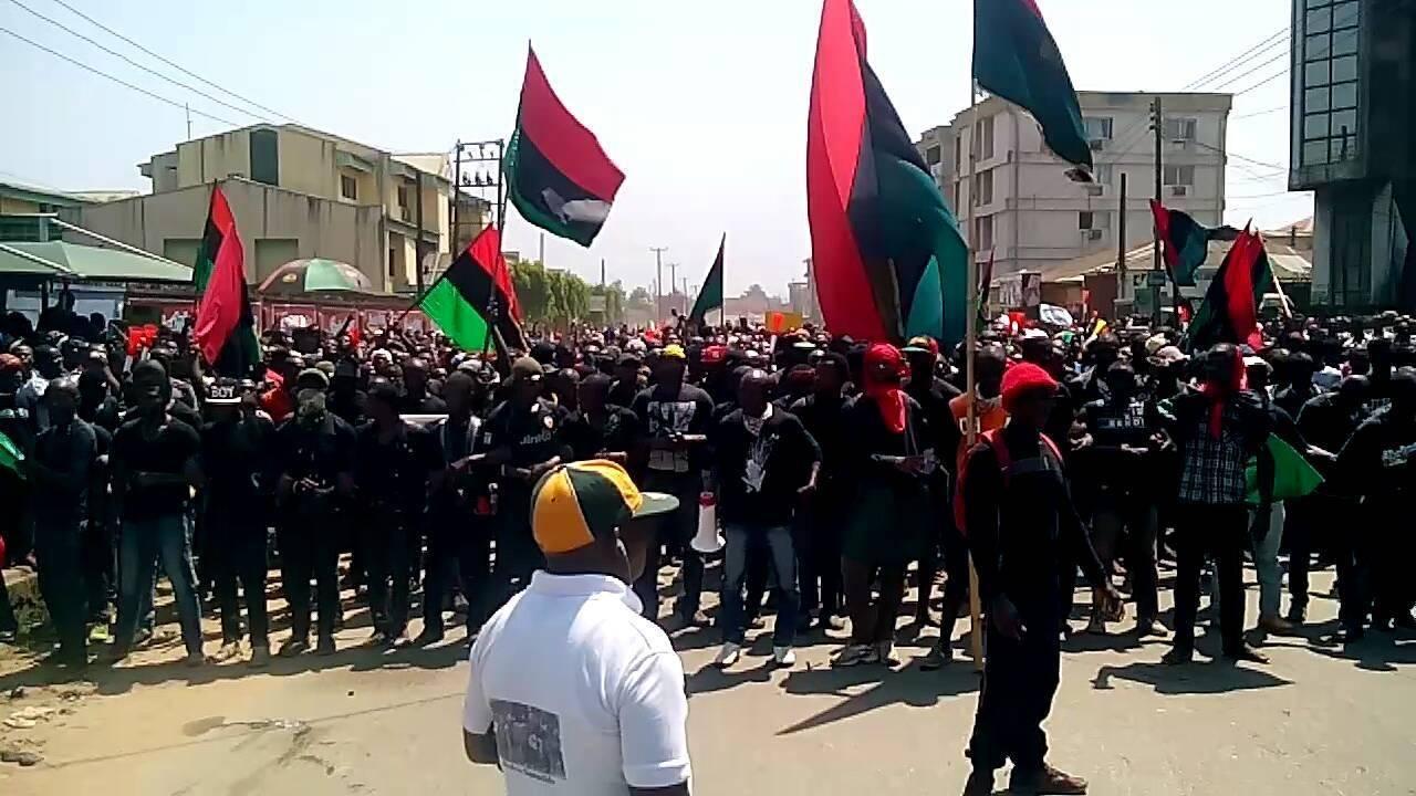 , FG worried over rising pro-Biafra agitation, Latest Nigeria News, Daily Devotionals & Celebrity Gossips - Chidispalace