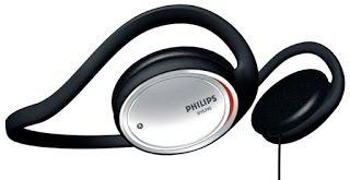 Philips SHS390 On-Ear Stereo Headphones