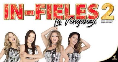 IN FIELES 2 - LA VENGANZA: EL MUSICAL Poster 2