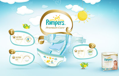 bim pamper - 6 Tiêu chí lựa chọn sản phẩm bỉm tã an toàn cho bé