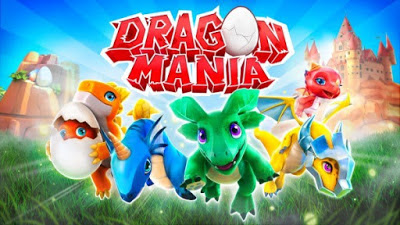 Download Game Dragon Mania Apk v4.0.0 Mod (Unlimited Gold/Coins)
