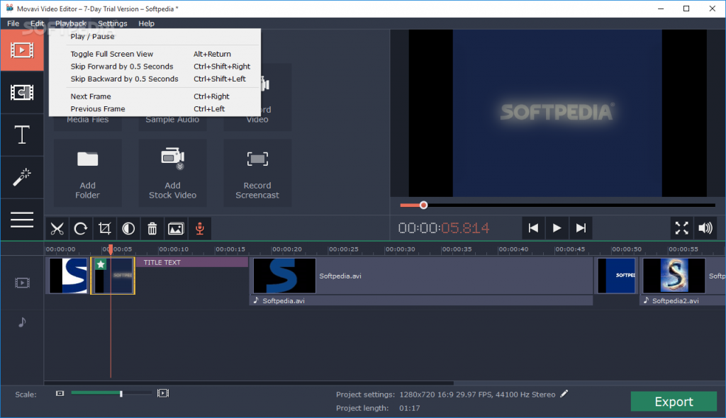 movavi video editor 17 activation key