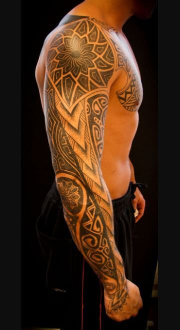 Arm Tattoos for Men