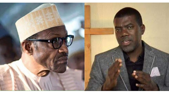 Reno Vs Buhari: Will you vote for people who value cattle more than Humans