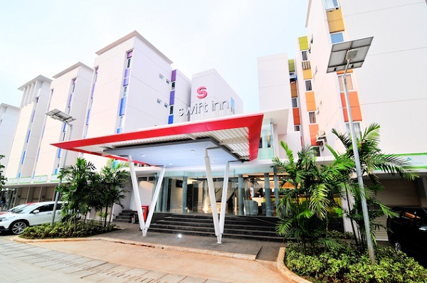 Swift Inn Aeropolis, Hotel Transit Murah di Tangerang