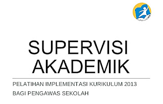 Instrumen Supervisi Akademik Proses Pembelajaran Kurikulum 2013