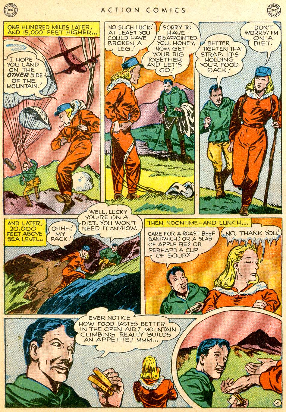 Read online Action Comics (1938) comic -  Issue #126 - 20