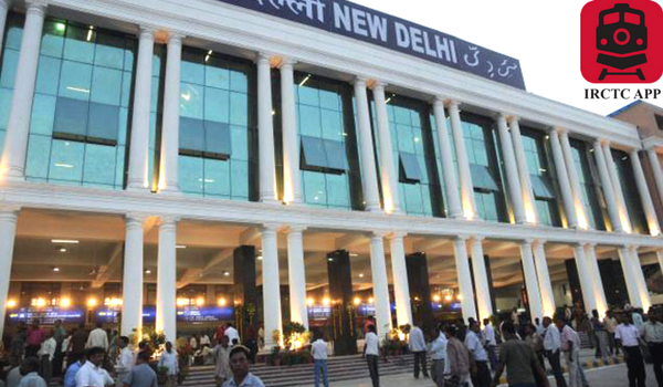 indian railways, Irctc, Irctc App IRCTC PNR, indian railways inquiry, Indian Railway, new delhi, new delhi railway station