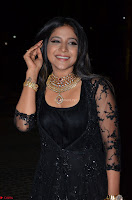Sakshi Agarwal looks stunning in all black gown at 64th Jio Filmfare Awards South ~  Exclusive 042.JPG