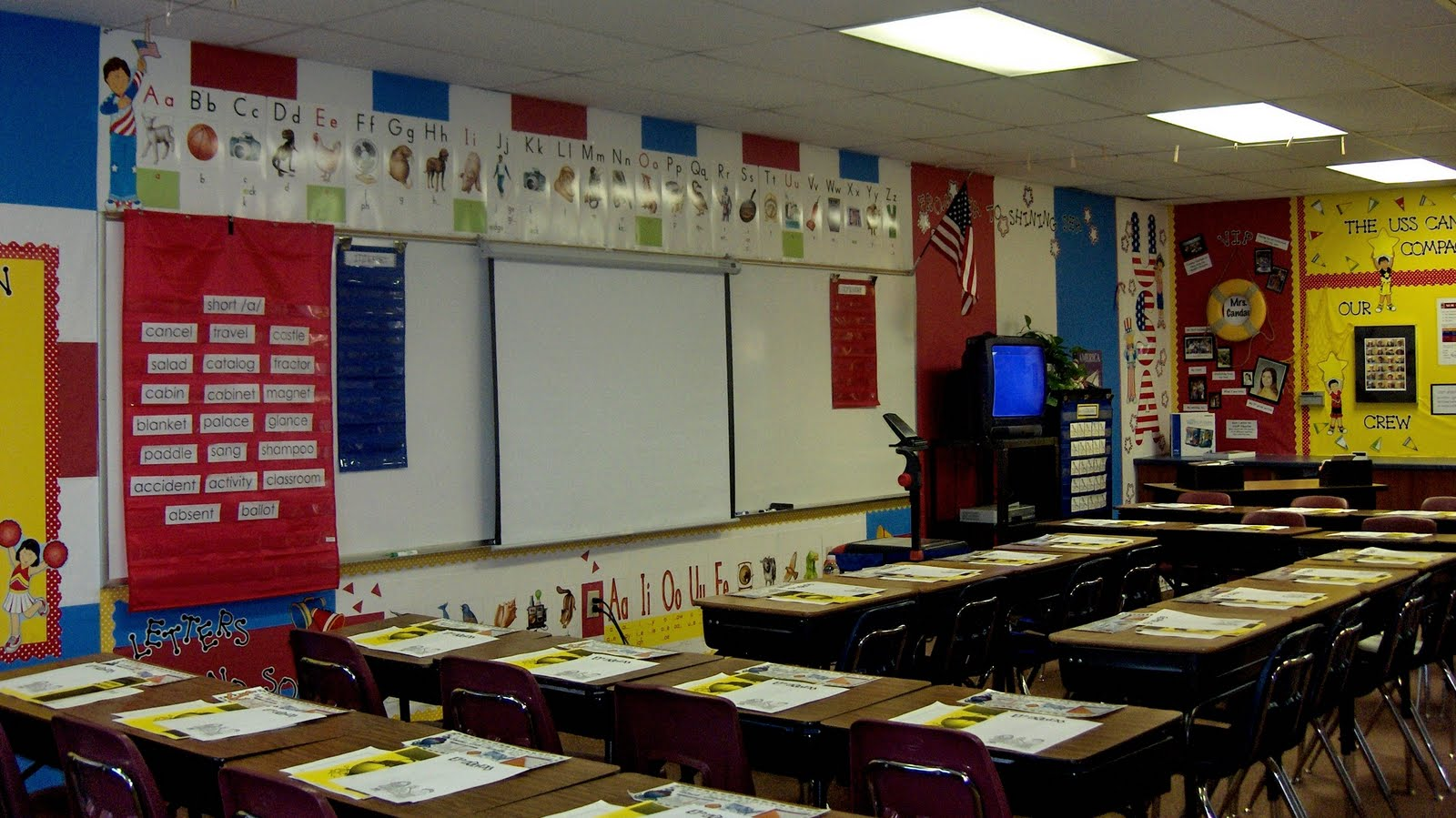 Classroom Decor 5th Grade ~ Classroom set up ideas and wall displays for elementary