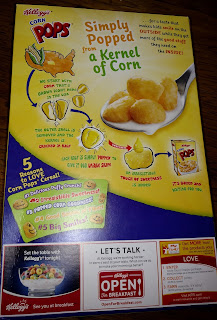 "Corn Pops are ""popped"" corn!"
