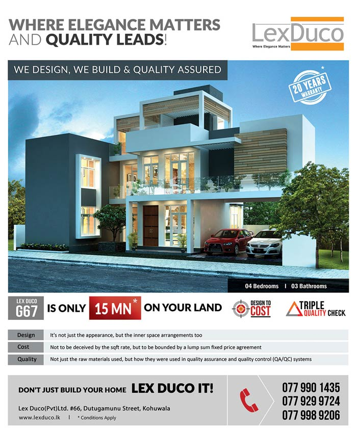 4 Bedroom Lex Duco G 67 Is Only 15 Mn On Your Land