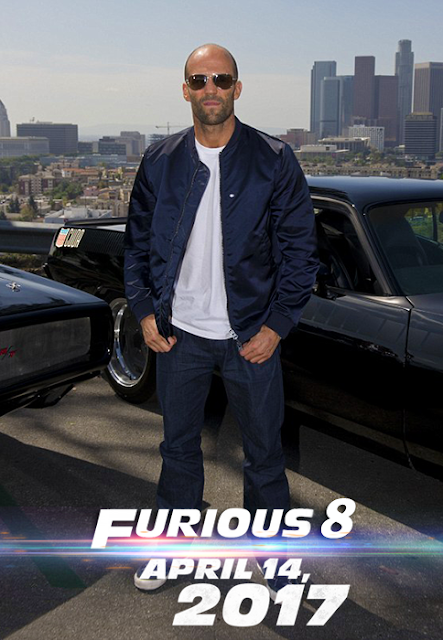 Jason Statham revine în Furious 8