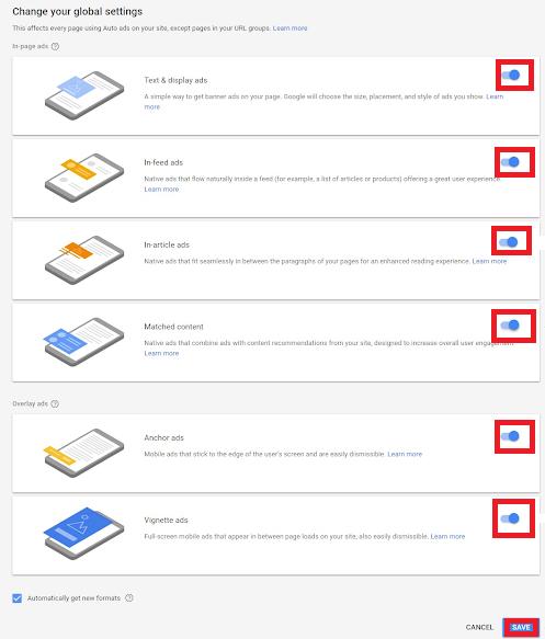 Mengenal Auto Ads Google Adsanse