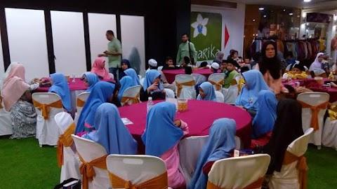 Ramadhan Fest Meraikan 40 Anak Yatim dan Ibu Tunggal Di Black Box @ SACC Mall