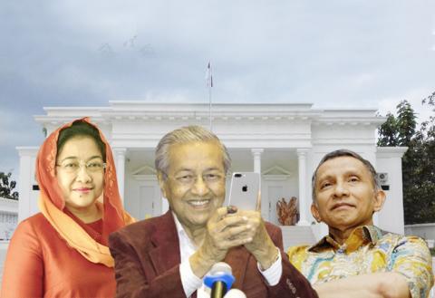 Megawati Tergiur Ikuti Jejak Mahathir? Nasib Jokowi Tak Ikut Pilpres 2019 jadi Kenyataan!