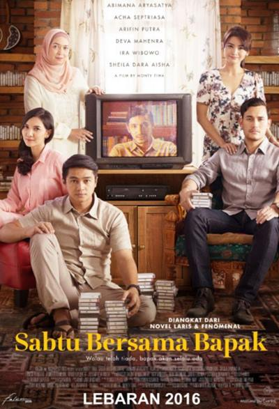 Sabtu Bersama Bapak full movie