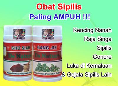 Obat Sipilis Sangat Ampuh