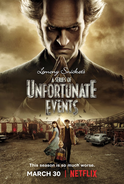 A Series of Unfortunate Events - Season 2, Official Poster