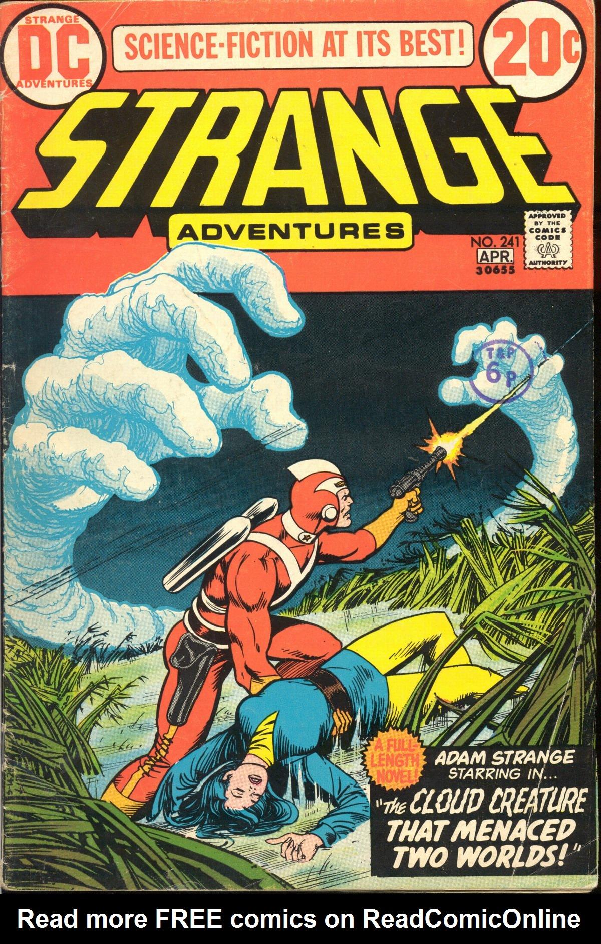 Strange Adventures (1950) 241 Page 1