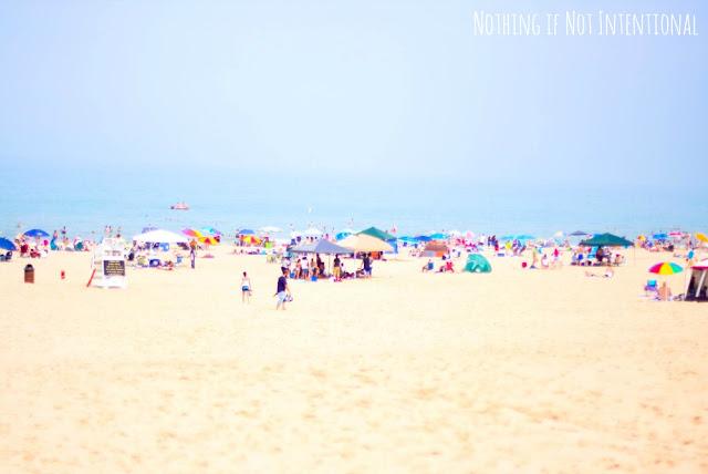 Indiana Dunes beach