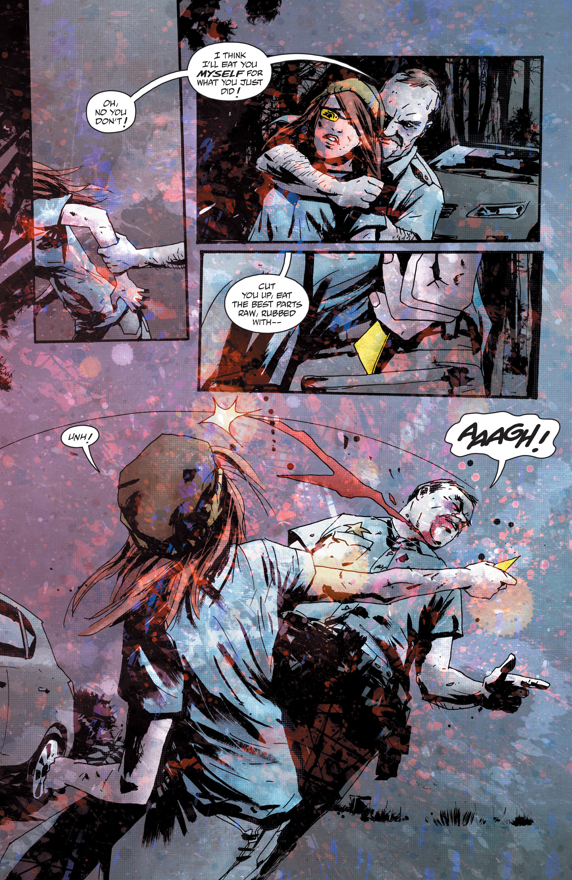 Read online Wytches comic -  Issue #6 - 31