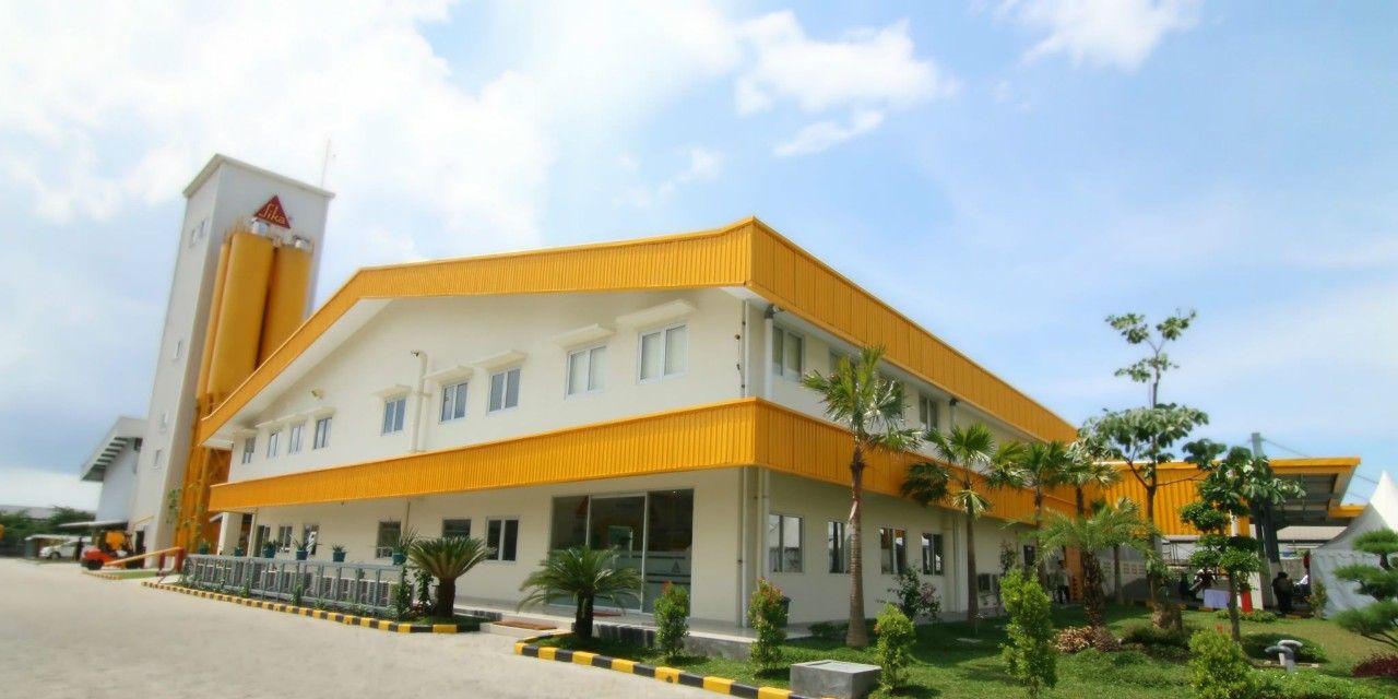Lowongan Kerja Pabrik Bogor Lulusan SMA Operator PT Sika Indonesia Cileungsi