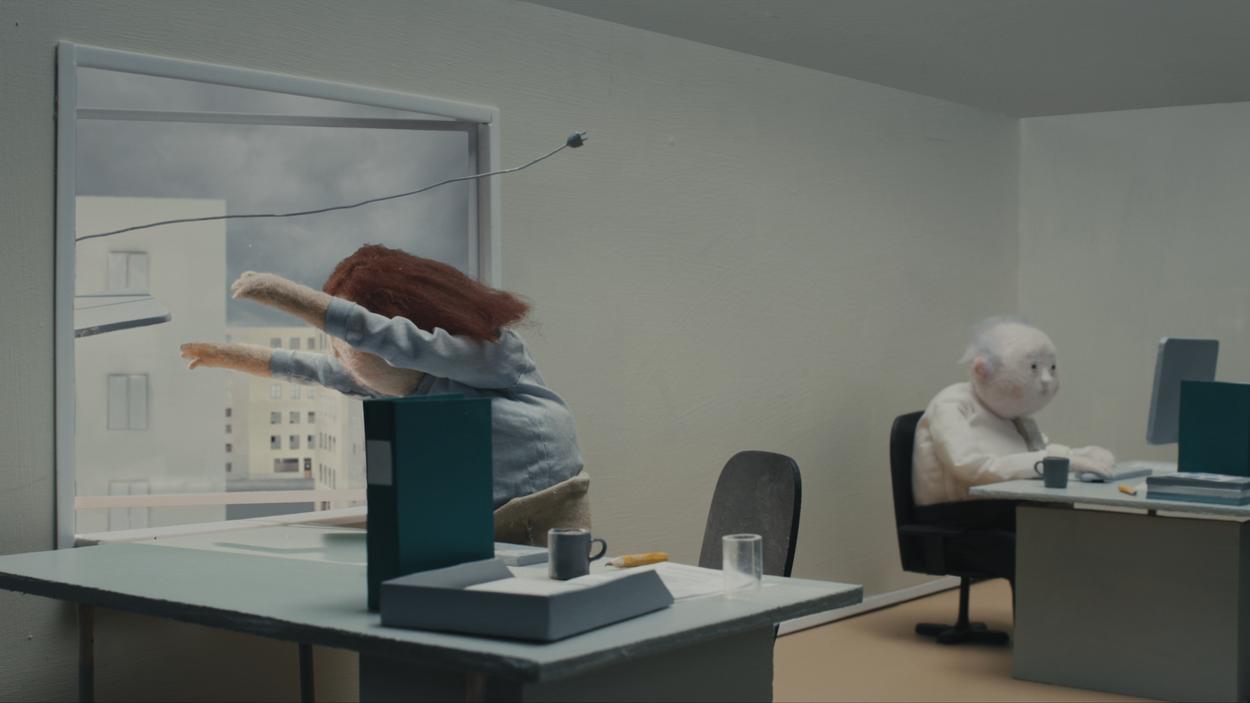"""Der Kurzfilm 'Enough"""" von Anna Mantzaris sorgt für gute Laune"""
