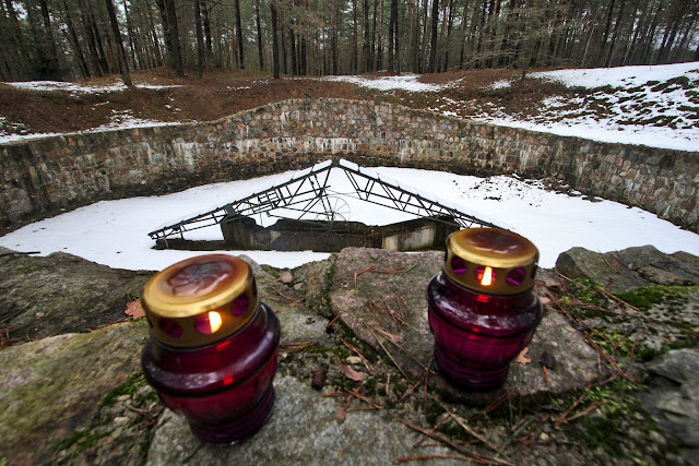Holocaust escape tunnel rediscovered in Lithuania