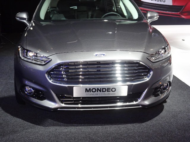 Ford Mondeo 2013 official info, images and review