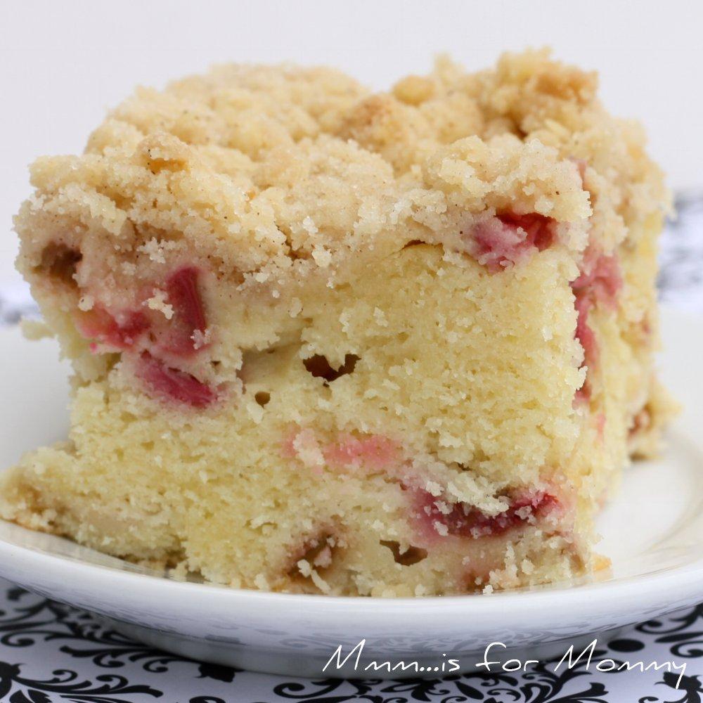 Rhubarb Cake Recipe With Buttermilk