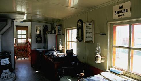 Hanna Alberta Pioneer Village Museum