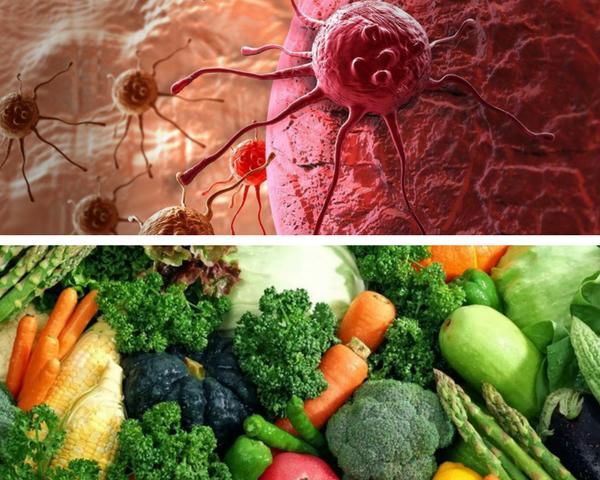 Cara Alami Membunuh Sel-Kangker Dalam Tubuh, Konsumsi  9 Makanan ini