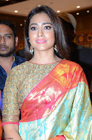 Shriya Saran Looks Stunning in Silk Saree at VRK Silk Showroom Launch Secundrabad ~  Exclusive 161.JPG