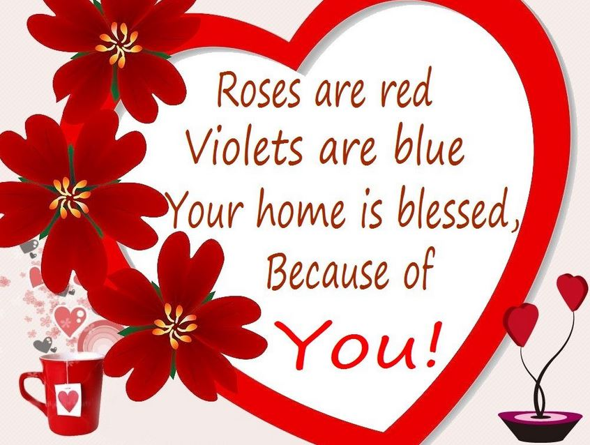 2017 valentines day poems for friends, kids - valentine love poems, Ideas