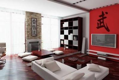Warna Desain Interior Paling Menarik