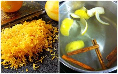 3 Remèdes étonnants avec le zeste de citron