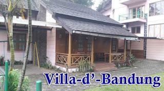 Villa Victor 3 Kamar Yang murah harga sewanya