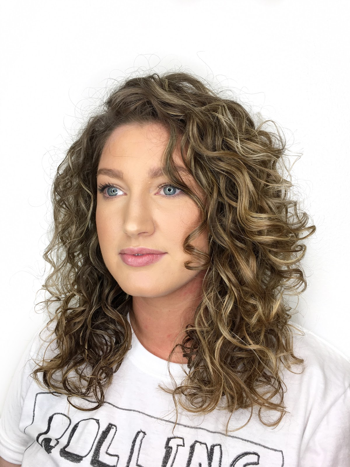 Type 2b Curly Hairstyles Best Curly Hair 2017